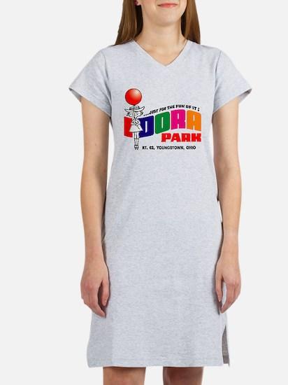Idora Park Balloon Women's Nightshirt