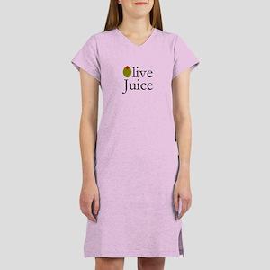 Olive Juice Women's Nightshirt