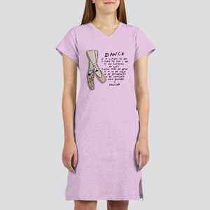 Dance Women's Nightshirt