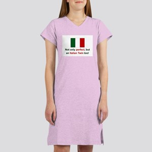 Italian Twin-Perfect Women's Nightshirt