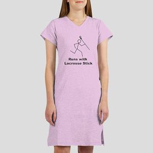 LACROSSE Women's Pink Nightshirt