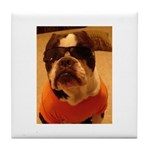 Butkus Too Cool For School Tile Coaster