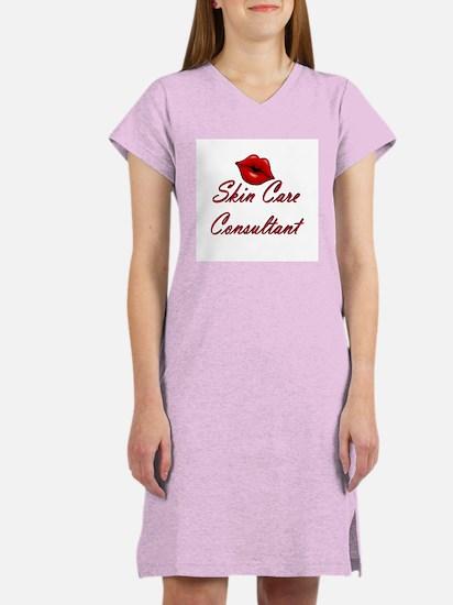 Consultant Women's Pink Nightshirt