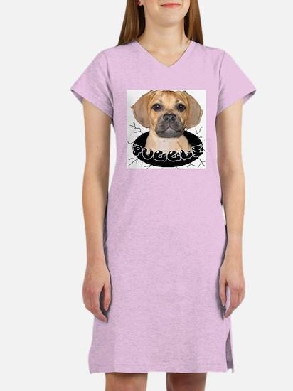 PUGGLE Women's Nightshirt