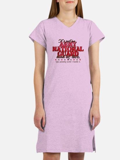 ARNG Kinda Love Women's Nightshirt