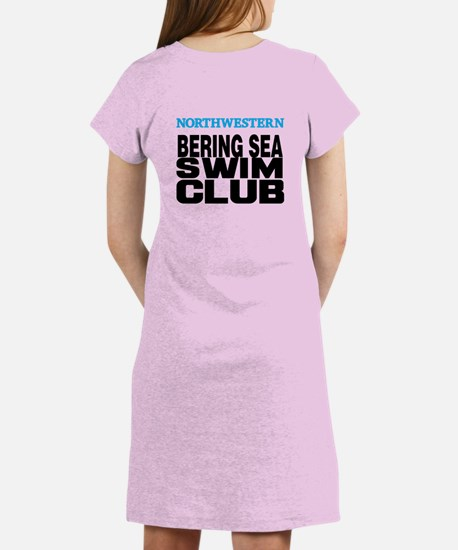 BERING SEA SWIM CLUB Women's Nightshirt