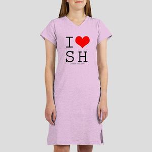 I <3 Stars Hollow Women's Nightshirt