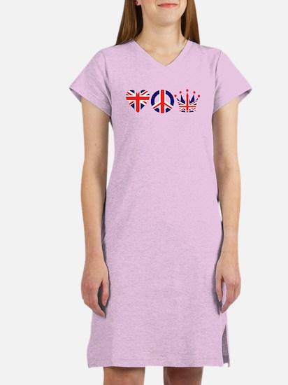 Cute Kate middleton Women's Nightshirt