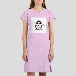 Rhode Island Penguin Women's Nightshirt