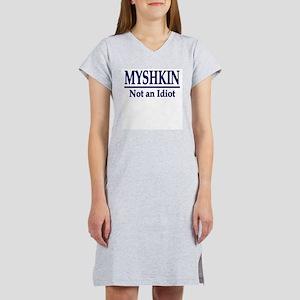 Myshkin Idiot Women's Pink Nightshirt