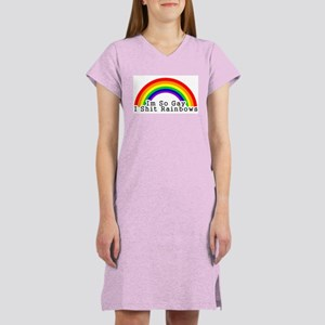 Im So Gay Women's Nightshirt