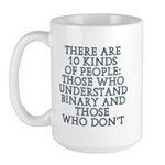 There are 10 kinds Large Mug