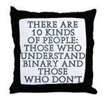 There are 10 kinds Throw Pillow