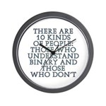 There are 10 kinds Wall Clock