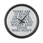 There are 10 kinds Large Wall Clock