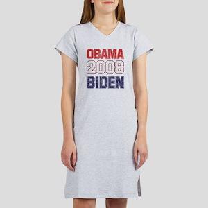 Obama-Biden (2008 vintage) Women's Nightshirt