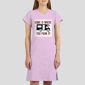 Home (RV) Women's Nightshirt