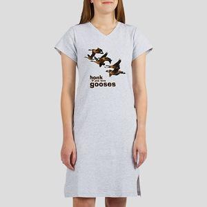 Canada Goose Clothes:Honk! Women's Nightshirt