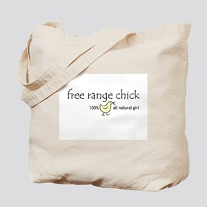 Free Range Chick Tote Bag
