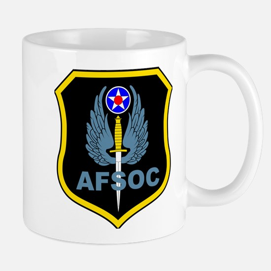 Air Force Special Operations Command Mug