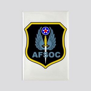 Air Force Special Operations Command Rectangle Mag