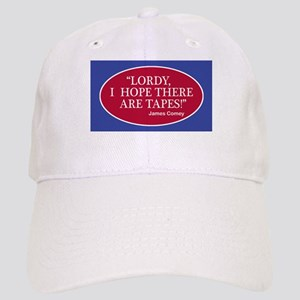 """Lordy, I hope there are tapes!"" James Comey Cap"
