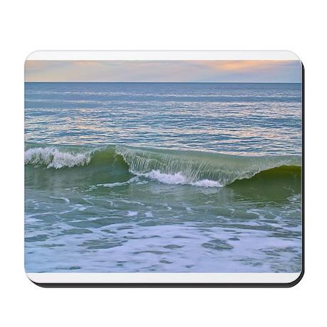 Myrtle Beach Wave Mousepad