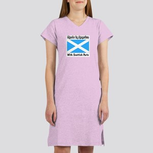 Scottish Parts Women's Nightshirt