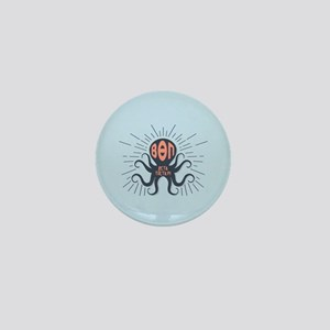 Beta Theta Pi Octopus Mini Button