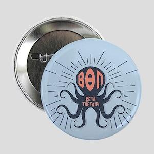 "Beta Theta Pi Octopus 2.25"" Button (100 pack)"