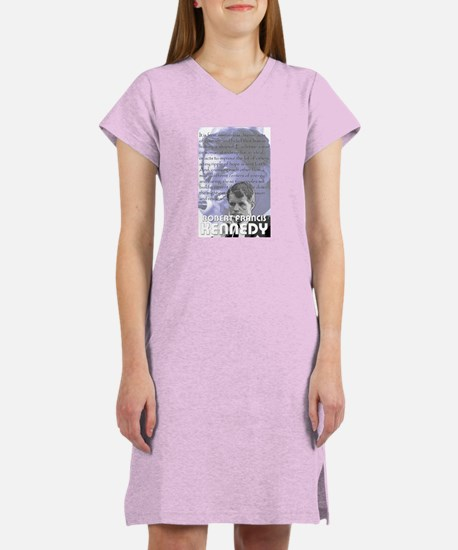 Bobby Kennedy Women's Nightshirt