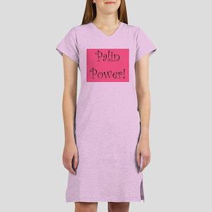 Palin Power! Women's Nightshirt