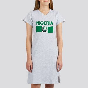 TEAM NIGERIA Women's Nightshirt