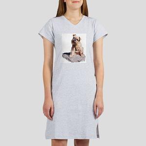 Brussels Griffon Women's Nightshirt