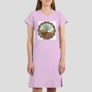 Celtic Tree of Life Women's Nightshirt