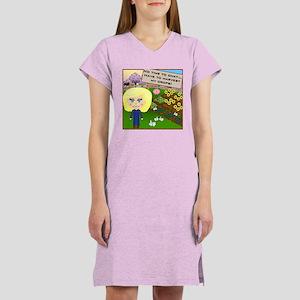 Harvest My Crops Women's Nightshirt