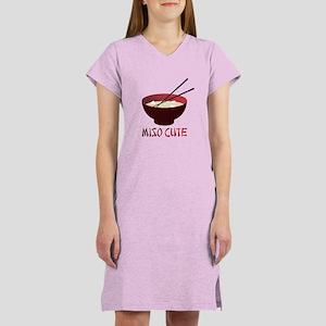 Miso Cute Women's Nightshirt