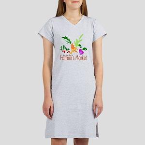 Farmer's Market Women's Nightshirt