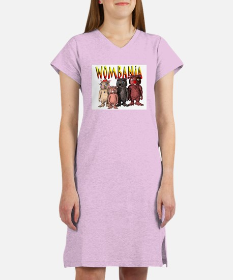 Wombania Wombies Women's Nightshirt