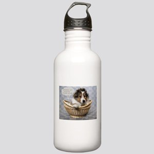 I promise not to be an Stainless Water Bottle 1.0L