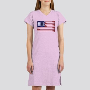 Lacrosse AmericasGame Women's Nightshirt