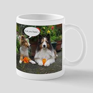 Did you hear? Mug