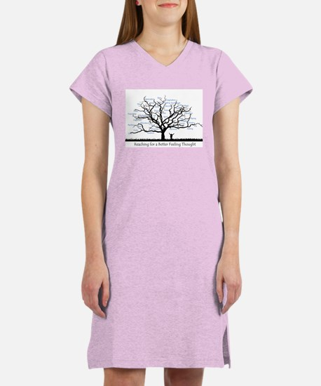 Vortex of Well Being Women's Nightshirt