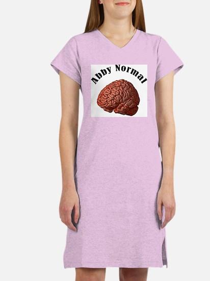 Abby Normal Women's Nightshirt