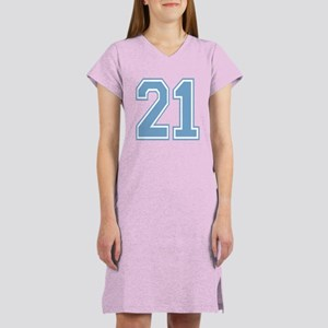 21 Women's Nightshirt