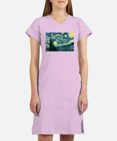 Art Gallery Women's Nightshirt