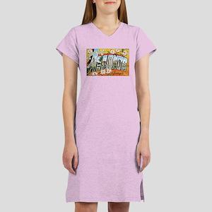 Atlanta Women's Nightshirt