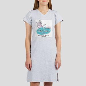 Frisky Feline Women's Nightshirt