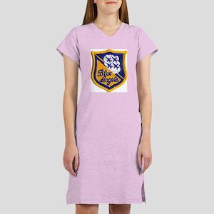 U. S. NAVY BLUE ANGELS Women's Nightshirt
