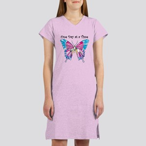 Recovering from Alcoholism Women's Nightshirt